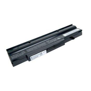 Батерия (заместител) за Fujitsu-Siemens V3405, съвместима с Li1718/Li1720/ESP. Mobile V5505/V6505/V6535, 6cell, 10.8V, 5200mAh image