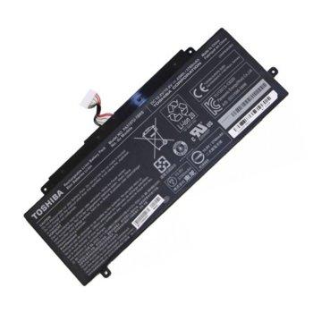 Батерия (оригинална) за лаптоп Toshiba, съвместима с Satellite series, 10.8V, 3760mAh image