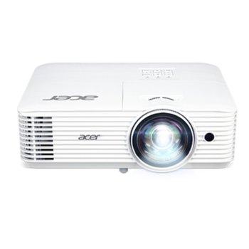 Проектор Acer H6518STi, DLP, 3D, Full HD (1920x1080), 10 000:1, 3500 lm, HDMI, VGA, RCA, S-Video, PC Audio image