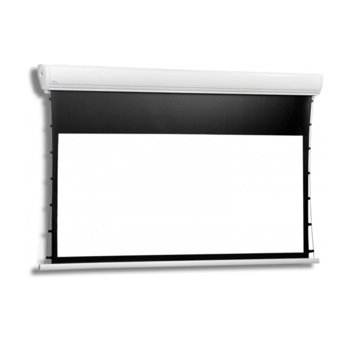 Екран Avers AKUSTRATUS 2 TENSION 21-12 MG BT, за стена/таван, Matt Grey, 2360 х 1760 мм, 16:10 image