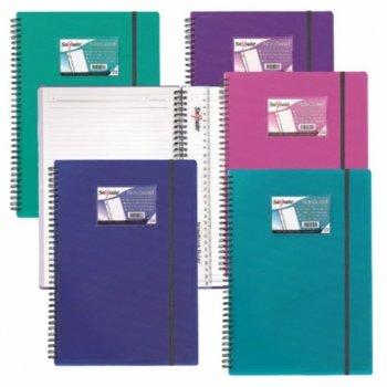 Тетрадка Snopake Noteguard, формат А4, офсетова хартия, 75 листа image
