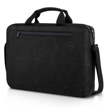 """Чанта за лаптоп Dell ES1520C 460-BCZV, до 15.6"""" (39.6 cm), водоустойчива, черна image"""
