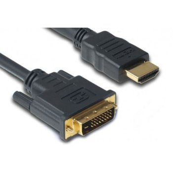 Кабел DeTech HDMI(м) към DVI(м) 1.8м product