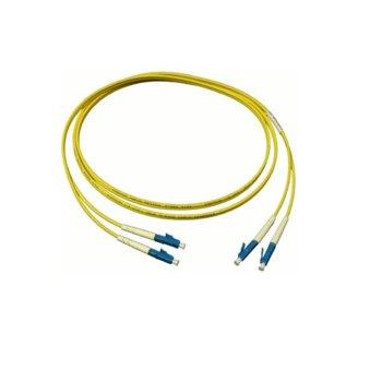 Оптичен пач кабел, LC/UPC(м) към LC/UPC(м), 9/125, сингъл мод, 3m image