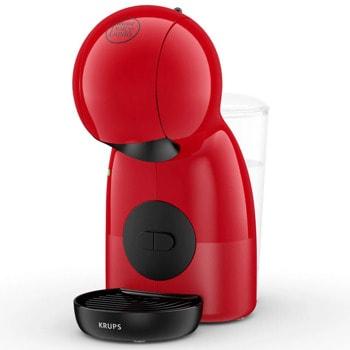Еспресо машина Krups Nescafe Dolce Gusto PICCOLO XS, 1600 W, 15 bar, червена image
