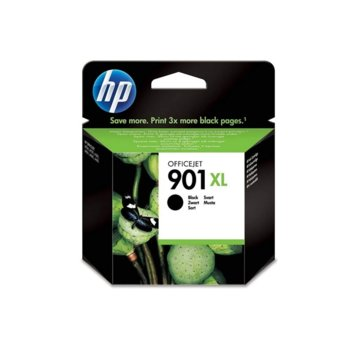 ГЛАВА HEWLETT PACKARD Officejet J4580/4660/4680 - Black - (901XL) - P№ CC654AE - заб.: 14ml/700p image