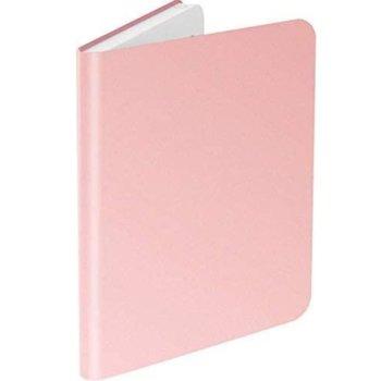 """Калъф за електронна книга BOOKEEN Classic - Lily Pink, за PocketBook Diva/Diva HD, 6"""" (15.24 cm), еко кожа, розов image"""