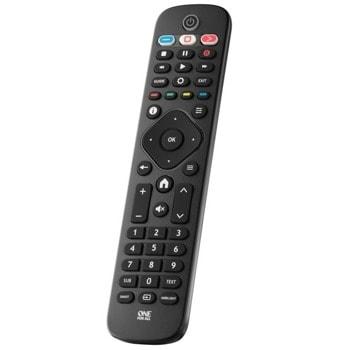 Универсално дистанционно One For All URC4913, за телевизори Philips, черно image