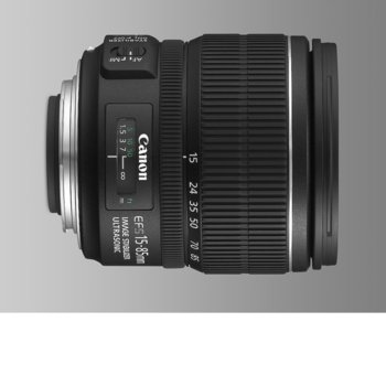 Обектив Canon EF-S 15-85mm f/3.5-5.6 IS USM, за Canon image