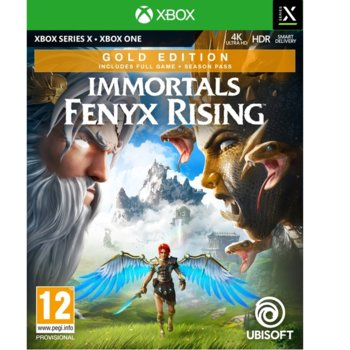 Immortals Fenyx Rising Gold Edition Xbox One product