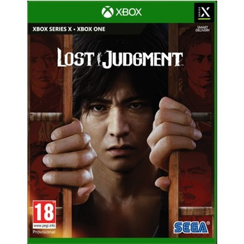 Lost Judgment Xbox Series X product