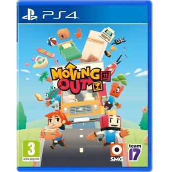 Игра за конзола Moving Out, за PS4 image