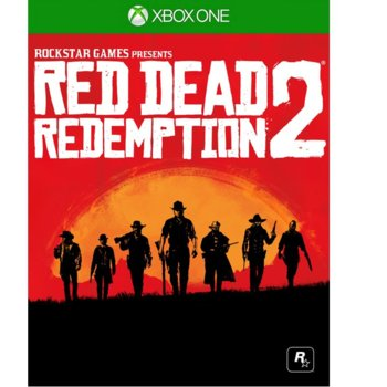 Игра за конзола Red Dead Redemption 2, за Xbox One image
