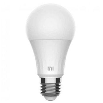 Смарт крушка Xiaomi Mi Smart LED Bulb, 8 W, 810 lm,2700K, Wi-Fi, Android/iOS, бял image