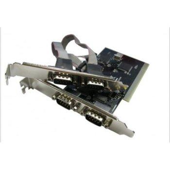 Контролер PCI към 4 Serial port-17469 image