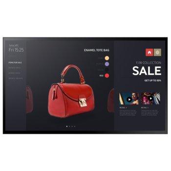 "Публичен дисплей Samsung LH55PMFXTBC/EN, 55"" (139.7 cm) Full HD E-LED BLU, DisplayPort, HDMI, DVI-I image"