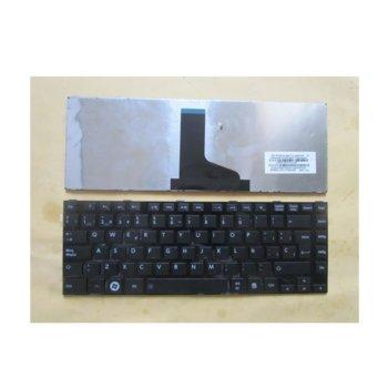 Клавиатура за Toshiba Satellite L800, съвместима с L805/L830/C800/C805, White, US image