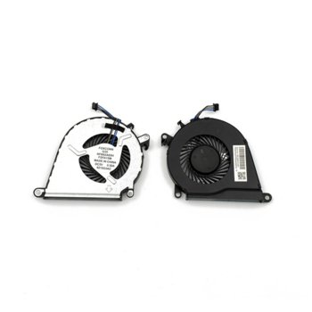 Вентилатор за лаптоп HP OMEN 15-AX Pavilion 15-B 15-bc 4pin image