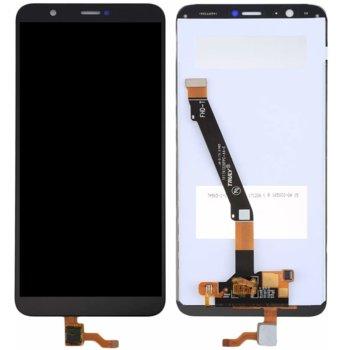 Дисплей за Huawei P Smart / Enjoy 7S с тъч, черен image