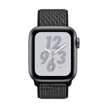 Apple Watch Nike+ Series 4 44mm Space Gray Sport L