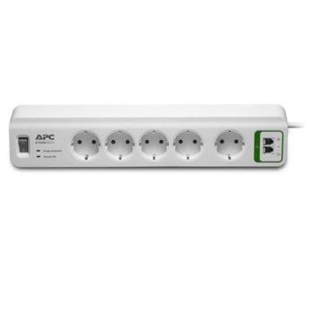 APC Essential SurgeArrest 5 PM5T-GR product