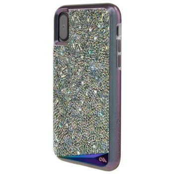 CaseMate Brilliance case for iPhone XS purple product
