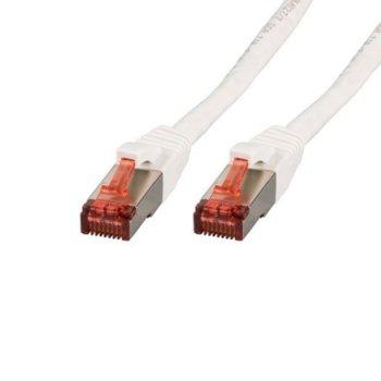 Пач кабел EFB-Elektronik K5510.3, SFTP, Cat.6, 3м, Сив image