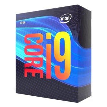Процесор Intel Core i9-9900, осемядрен (3.1GHz, 16MB, LGA1151) box, без охладител image