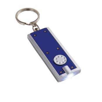 Фенер Hi!Dea Look, включва 2 батерии, син image