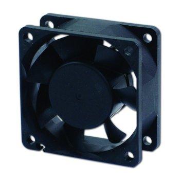 Вентилатор 60мм, EverCool EC6025M12EA, EL Bearing, 3 Pin Molex, 4500rpm image