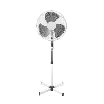 Настолен вентилатор Sapir SP 1760 BM, 3 степени, 40 cm диаметър, аеродинамични лопатки на витлото, сив image