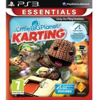 LittleBigPlanet Karting - Essentials product