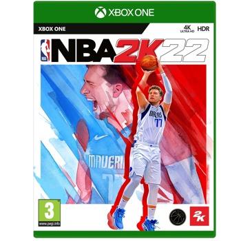Игра за конзола NBA 2K22, за Xbox One image