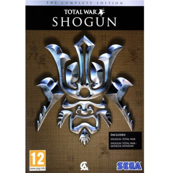Shogun Total War The Complete Collection product