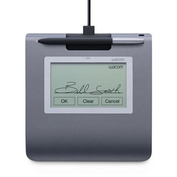 Таблет за подпис Wacom STU-430, сив, 2540 lpi, 1024 нива на натиск image