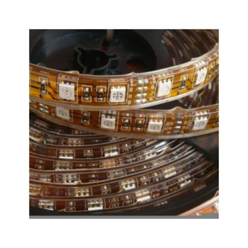 LED лента ORAX LS-5050-30-WW-IP67, 7.2W/m, DC 12V, 360lm/m, 5m image