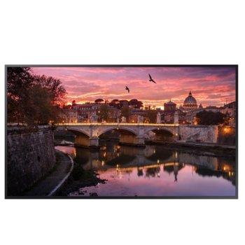"Публичен дисплей Samsung QB65R (LH65QBREBGCXEN), 65"" (165.1 cm) Ultra HD, WiFi, Bluetooth, HDMI, DVI-D, USB, RJ-45, RS232C image"