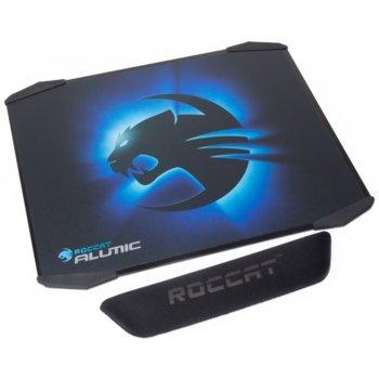 Подложка за мишка ROCCAT Alumic, двустранен, 33 х 27 cm image