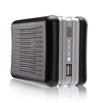 """Мрежови диск (NAS) Thecus N0204, без твърд диск(2x 3.5"""" SATA), 2x USB, 1x Lan1000, RAID 0, 1 и JBOD image"""