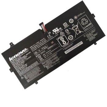 Батерия (оригинална) за лаптоп Lenovo, съвместима с модели Yoga 900-13ISK, 7.6V, 8700mAh image