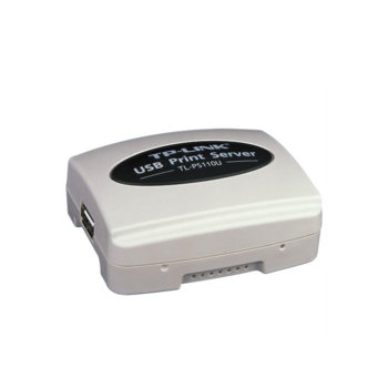 Принт сървър TP-Link TL-PS110U, 1x 10/100Mbps LAN port, USB 2.0 image