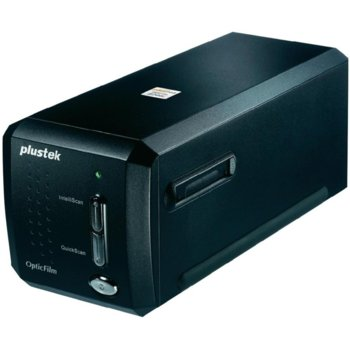 Plustek OpticFilm 8200i Ai, филмов скенер, 48bit, 7200dpi, USB2.0 image