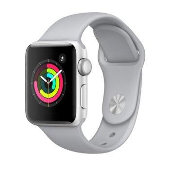 Apple Watch Series 3 42mm Silver- White FOG