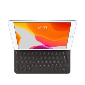 Клавиатура Smart Keyboard за таблет Apple iPad 7 gen. и iPad Air 3 gen, Bluetooth, черна image