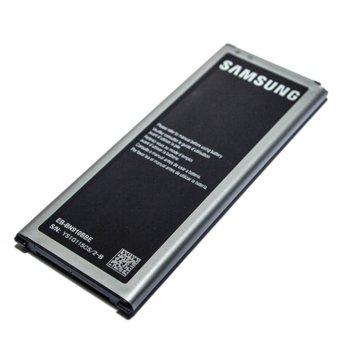 Батерия (оригинална) Samsung EB-BN910BB за Samsung Galaxy Note 4, 3220mAh/3.8V, Bulk image