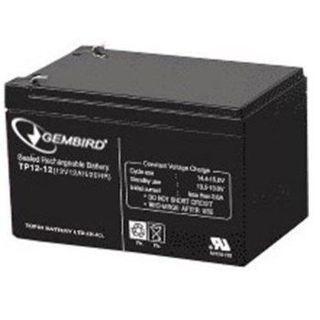 Акумулаторна батерия Gembird, 12V, 12Ah product