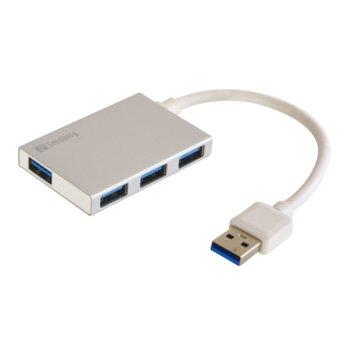 Sandberg 133-88 USB 3.0 Hub product