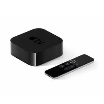 Медиа плейър Apple TV 4th-generation, 32GB, HDMI image