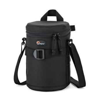 Калъф за обектив Lowepro Lens Case 11 x 18cm, за вариообектив (подобен на Olympus 4/3 40-150mm f/2), черна image