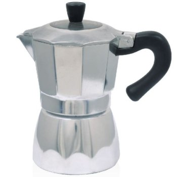 Кубинска кафеварка Sapir SP-1173-E9, 9 чаши, сива image